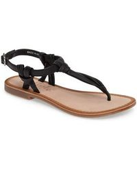 Callisto - Azza T-strap Sandal - Lyst
