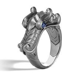 John Hardy - Men's Legends Naga Ring - Lyst