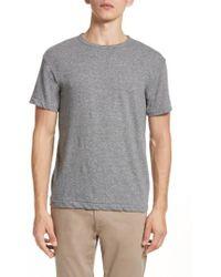 Todd Snyder - + Champion Heathered Crewneck T-shirt - Lyst