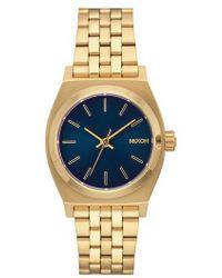 Nixon | Time Teller Bracelet Watch | Lyst