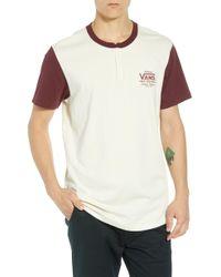 0ac90c4897 Lyst - Vans Holder Graphic T-shirt in Blue for Men