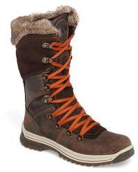 Santana Canada - 'Morella' Water Resistant Faux-Fur Boot - Lyst