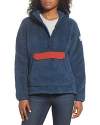 The North Face - Campshire High Pile Fleece Pullover Hoodie - Lyst