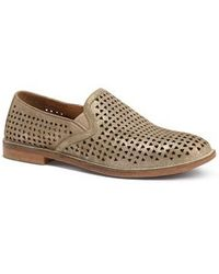 Trask | 'ali' Perforated Loafer | Lyst