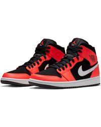8f306b9127b Lyst - Nike  jordan Air Deluxe  Sneaker in White for Men