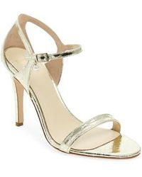 Butter Shoes - Butter Haley Ankle Strap Sandal - Lyst