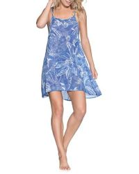 Maaji   Biscuit Lion Cover-up Dress   Lyst