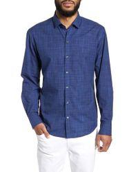 Zachary Prell - Genndy Regular Fit Sport Shirt - Lyst