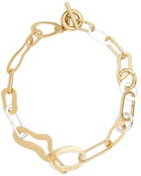 Madewell - Abstract Link Necklace - Lyst