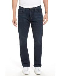 PAIGE - Doheny Relaxed Fit Jeans - Lyst