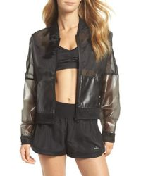 Alo Yoga - Translucent Jacket - Lyst