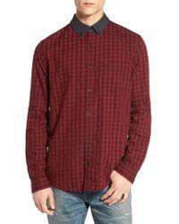 Calvin Klein Jeans   Barn Flannel Shirt   Lyst