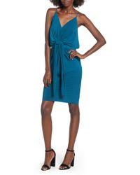 MISA - Domino Dress - Lyst