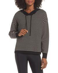 Onzie - Yoga Stripe Hoodie - Lyst