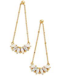 Argento Vivo - Sydney Multi-stone Chandelier Earrings - Lyst