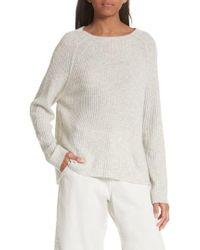 Nili Lotan - Rylan Cashmere Sweater - Lyst