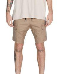 Zanerobe | Sureshot Cargo Shorts | Lyst
