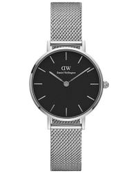 Daniel Wellington - Classic Mesh Strap Watch - Lyst