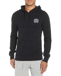 Reigning Champ - Classic Fit Hooded Pullover - Lyst