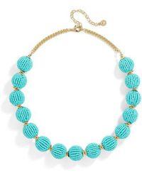 BaubleBar | Crispin Necklace | Lyst