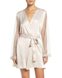 Flora Nikrooz | Showstopper Robe | Lyst