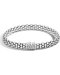 John Hardy - 'dot' Small Chain Bracelet - Lyst