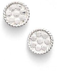 Anna Beck - 'gili' Mini Disc Stud Earrings - Lyst