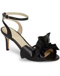 Butter Shoes - Butter Gem Embellished Ankle Strap Sandal - Lyst