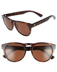 Electric - Nashville Xl 52mm Melanin Infused Sunglasses - Lyst