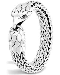 John Hardy - Men's Legends Eagle Station Bracelet - Lyst
