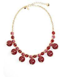 Kate Spade | True Colors Bauble Necklace | Lyst