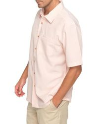 Quiksilver - Centinala Shirt - Lyst