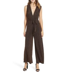 Somedays Lovin - Lover Lover Metallic Jumpsuit - Lyst