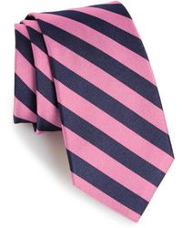 Gitman Brothers Vintage | Stripe Silk Tie | Lyst