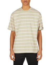 Zanerobe - Stripe Box T-shirt - Lyst