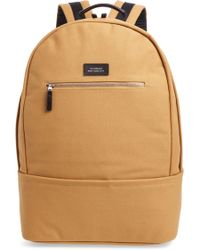 Saturdays NYC - Hannes Water Repellent Backpack - Lyst