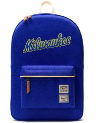 87eb0fc1ace Herschel Supply Co. - Heritage - Mlb Cooperstown Collection Backpack - -  Lyst