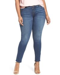 Kut From The Kloth - Mia Toothpick Stretch Skinny Jeans - Lyst