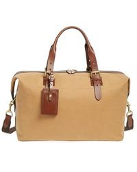 Cole Haan - Canvas Duffel Bag - - Lyst
