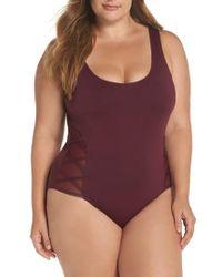 The Bikini Lab   Mio One-piece Swimsuit   Lyst