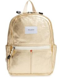 State Bags - Downtown Mini Kane Canvas Backpack - - Lyst