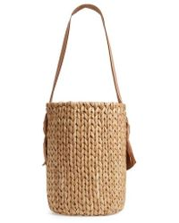 PAMELA MUNSON - Isla Bahia Basket Shoulder Bag - - Lyst