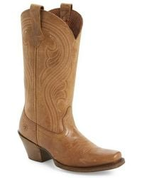 Ariat - Lively Western Boot - Lyst