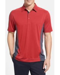 Cutter & Buck - 'willows' Colorblock Drytec Polo - Lyst