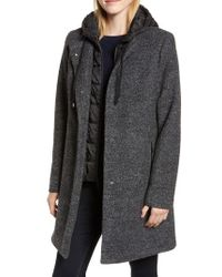 MICHAEL Michael Kors - Hooded Jacket - Lyst