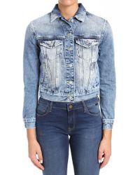 Mavi Jeans - Tina Denim Jacket - Lyst