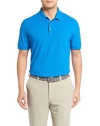 Cutter & Buck - Advantage Golf Polo - Lyst