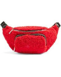 TOPSHOP - Baxter Borg Belt Bag - Lyst