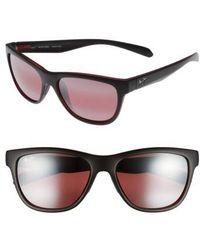 Maui Jim | Secrets 56mm Polarizedplus2 Sunglasses | Lyst