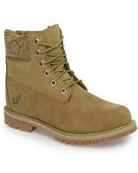 Timberland | Henna Premium Boot | Lyst